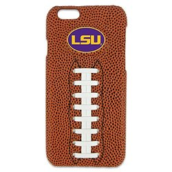 NCAA LSU Tigers Classic Football iPhone 6 Case, Brown