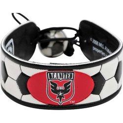 MLS DC United Classic Soccer Bracelet