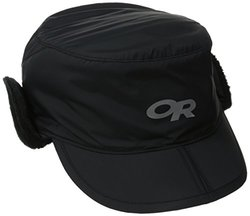 Outdoor Research Kids' Expedition Cap - Black - Size: Small