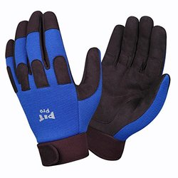 Cordova Safety Pit Pro Synthetic Leather Palm Gloves - Size: XL