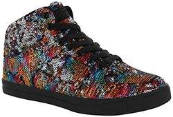 Gotta Flurt Hip Hop II Women's Sneakers Multi Black
