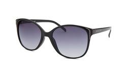 Michael Kors Women's Sunglasses - Black/Blue Lens