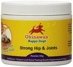 Okinawan Happy Dogs Strong Hip and Joint Food Mix