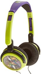Sakar Teenage Mutant Ninja Turtles DJ Headphones - Green
