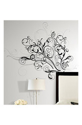 RoomMates Forever Twined Peel & Stick Giant Wall Decal