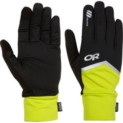 Outdoor Research Speed Sensor Glove Black/Lemongrass