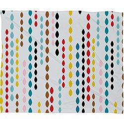 DENY Designs Khristian A Howell Nolita Drops Fleece Throw Blanket, 50 x 60