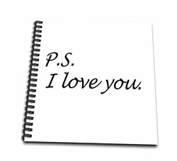 db_163980_2 P.S I Love You Memory Book, 12 by 12""