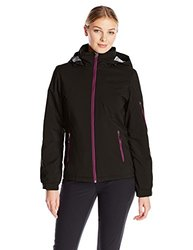 White Sierra Women's Select Stretch II Jacket, Black, Small
