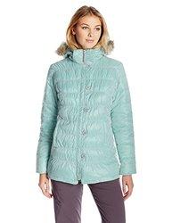 White Sierra Women's St. Helen's Jacket - Mint - Size: Medium