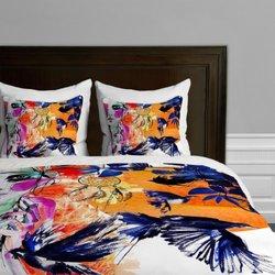 DENY Designs Holly Sharpe Nightfall Duvet Cover - Size: King