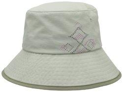 Outdoor Research Women's Solaris Bucket Hat, Sand/Khaki, Medium