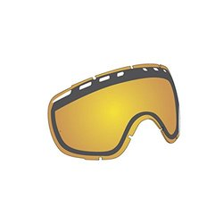 Dragon Alliance D1 Replacement Lens, Gold Ionized