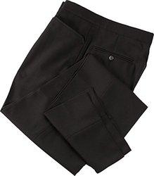 Smitty Women's Comfort Tech 100% Dacron Polyester Pants - Black - Size: 10