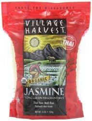 Village Harvest Organic Thai Jasmine Rice - 16-Ounce