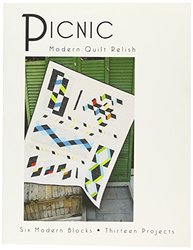 Modern Quilt Relish Picnic Book