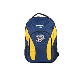 NBA Oklahoma City Thunder DraftDay Backpack, 18-Inch, Navy
