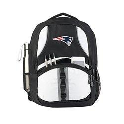 NFL New England Patriots Captain Backpack - Black