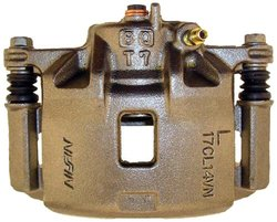 NuGeon 22-00928L Remanufactured Semi-Loaded Brake Caliper - Driver Side