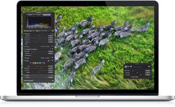 "Apple MacBook Pro ME664LL/A 15.4"" Retina IPS i7 2.4GHz 8GB 256GB OSX"