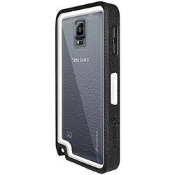 Amzer Crusta Rugged Case for Samsung Galaxy Note 4 - Black/Yellow