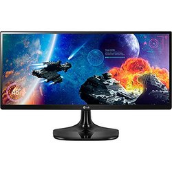 "LG 25"" 2560x1080 Ultra Wide IPS LED Gaming Monitor (25UM56-P)"