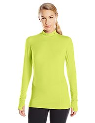Tommie Copper Women's Long Sleeve Shirt - Safety Yellow - Size: L