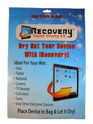 iRecovery Tablet Drying Kit, Pack of 1