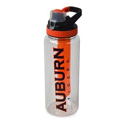 Cool Gear Auburn University Bottle, 32 oz, Orange