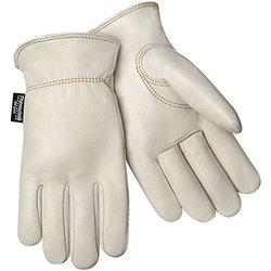 Steiner Unisex Gloves Winter Work Gloves - Tan- Size: Small