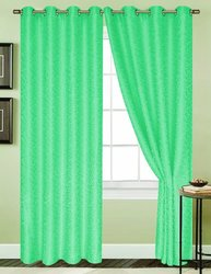 RT Designers Collection Aurora Window Curtain Panel, 54 by 90-Inch, Teal