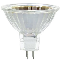 Sunlite 03423-SU 50MR16/NFL/12V/CD1 50-watt Halogen MR16 Mini Reflector Bulb