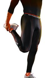 Shock Doctor Men's SVR Recovery Compression Pants - Black - Size: M/XL