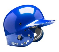 Schutt Sports Senior OSFM 2809 AIR PRO MAXX T Batter's Helmet, Royal Blue/Sigma