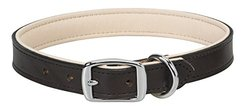 """Weaver Leather Padded Collar, Natural Liner, 3/4"""" x 17"""""""