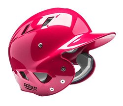 Schutt Sports Junior OSFM 3110 AIR MAXX T 4.2 BB Batter's Helmet, Hot Pink