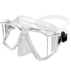 Genesis Quadra Mask, Clear