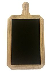 "Tag Framed Message Board - Natural - 18.5"" x 10.2"" x 59"""