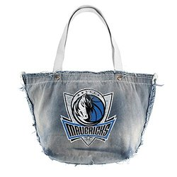 Little Earth NBA Dallas Mavericks Vintage Tote - Blue