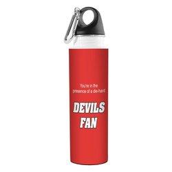 NHL New Jersey Devils 18-oz Stainless Steel Water Bottle