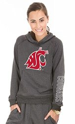 NCAA Washington State Cougars Buttersoft Tri-Blend Hoodie Size: Small