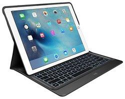 Logitech Create Backlit Keyboard Case for iPad Pro (12.9-Inch) - Black