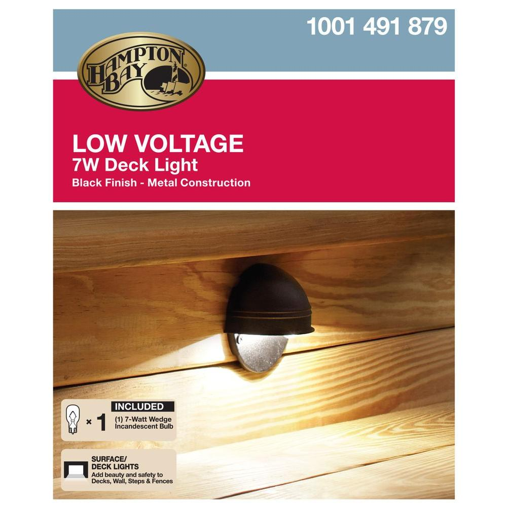 Hampton Bay Low Voltage 7 W Halogen