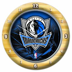 NBA Dallas Mavericks Game Clock