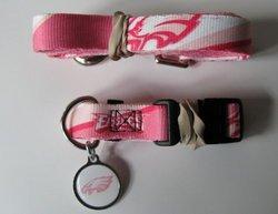 Hunter Philadelphia Eagles Pet Set - Pink - Size: Large
