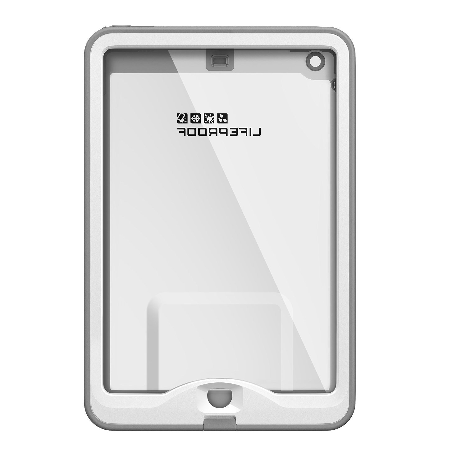 Lifeproof Fre Nuud Waterproof Case For Ipad Mini 1 2 3 Avalanche Apple Air