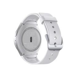 Samsung Gear S2 (T-Mobile) Smartwatch: Silver-White/Small