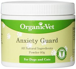 OrganicVet Anxiety Guard for Small Breed Dogs & Cats