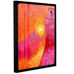 """Susi Franco's Venice in August Gallery Floater-Framed Canvas - 18x24"""""""