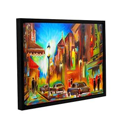 14in H X 18in W Framed Twilight In Treviso by Susi Franco - 1 Piece